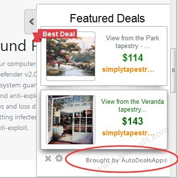 AutoDealsApp-Pop-up-Ads