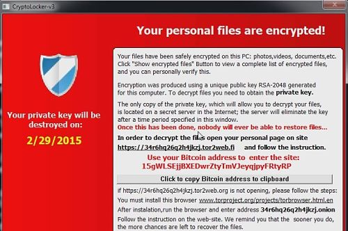 Remove TeslaCrypt and Restore Files