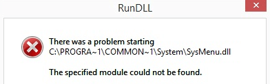 SysMenu_dll_error