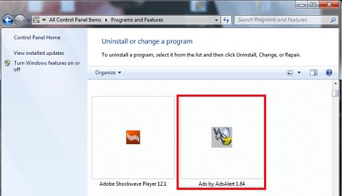 remove ads by adsalert