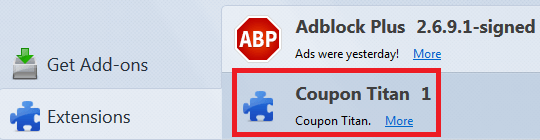coupon titan firefox