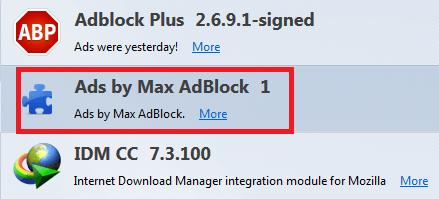 max adblock firefox extension