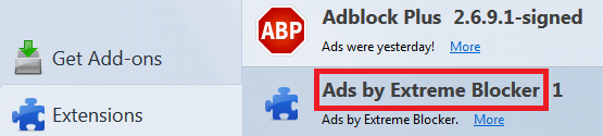 ads by extreme blocker firefox