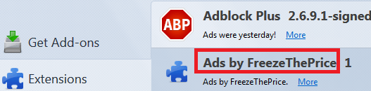 Get Rid Of Ads by FreezeThePrice