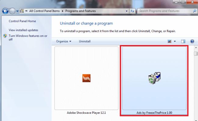 Remove Ads by FreezeThePrice