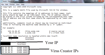 """All your documents"" Virus File Removal (+File Recovery)"