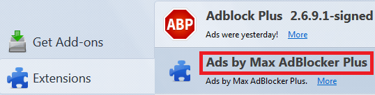 max adblocker plus firefox