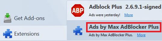 max adblocker plus firefox