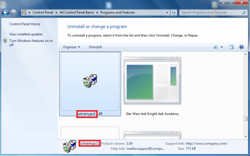 Solvemypc1.net Virus