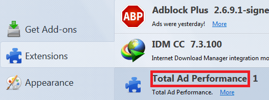total ad firefox