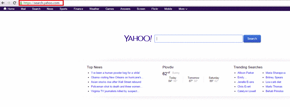 How to Remove Yahoo Search from Chrome