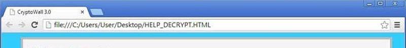 HELP_DECRYPT Virus Removal