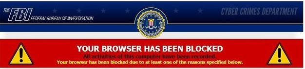 Remove FBI Warning Scam Virus Pop Up On Iphone and PC