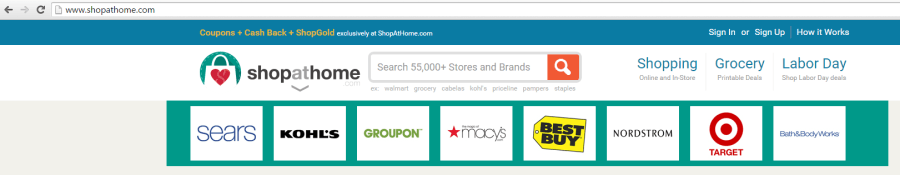 Remove ShopAtHome Toolbar Malware (Uninstall Guide)