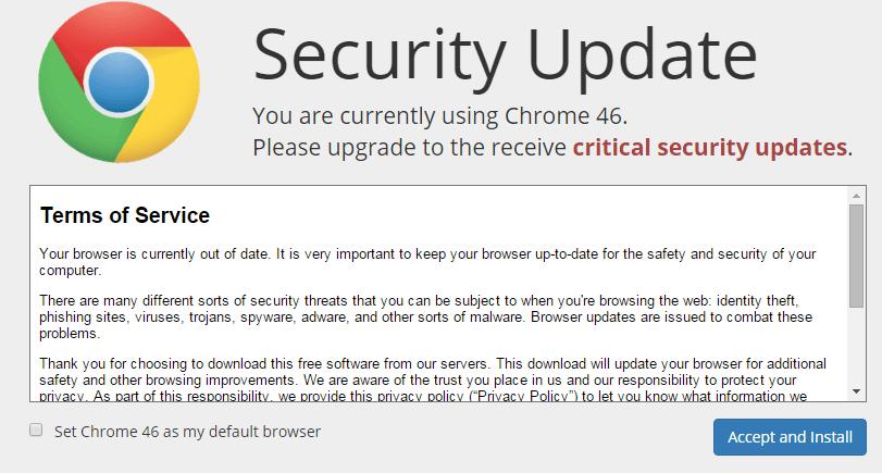 Browsersafeupdate.com Virus