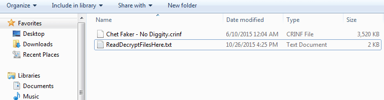 .crinf file extension