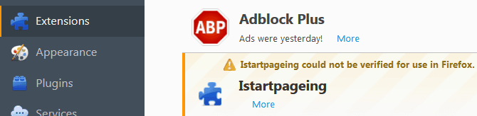 "Remove Istartpageing ""Virus"" (Update Feb. 2017)"