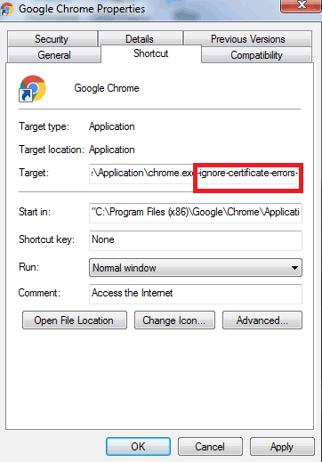Fix Your Connection Is Not Private in Google Chrome - Virus