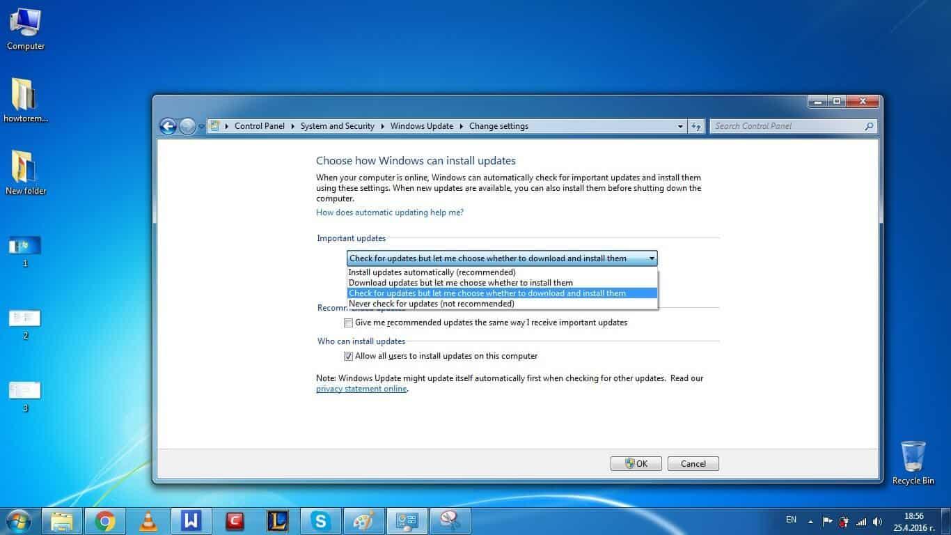 TrustedInstaller Permission and CPU Fix for Win7/Win8/Win10
