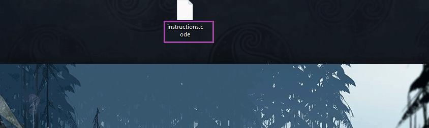 Code File Virus
