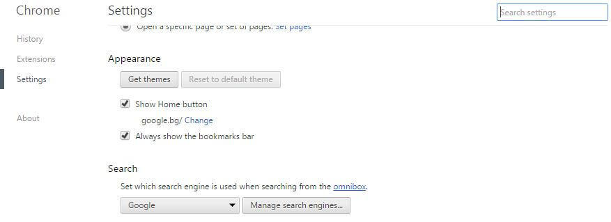 This setting is enforced by your Administrator (Chrome fix)