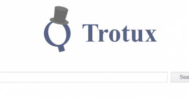 The trotux malware