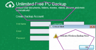 Windows PC Backup Wizard