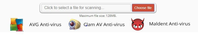Scan Your Files With Our Online Virus Scanner