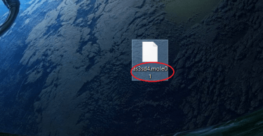 Mole01 Virus