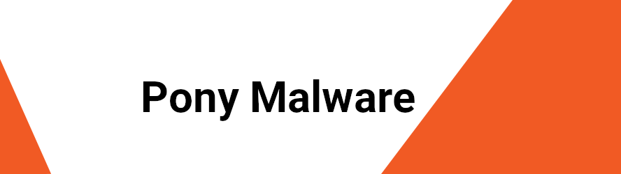 Pony Malware