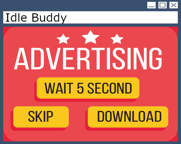 remove idle buddy
