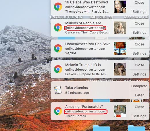 Onlinevideoconverter Virus