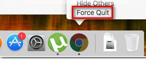 How to Force Quit Command on a Mac