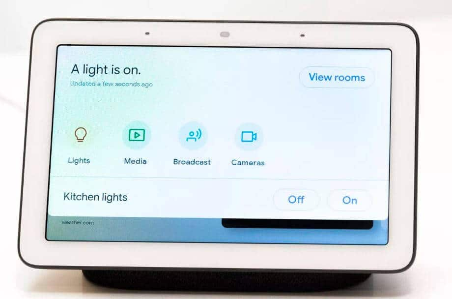 Hands on Review: Google Home Hub