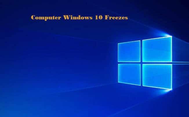 Computer/PC Freezes Windows 10 Fix (Sept  2019 Update