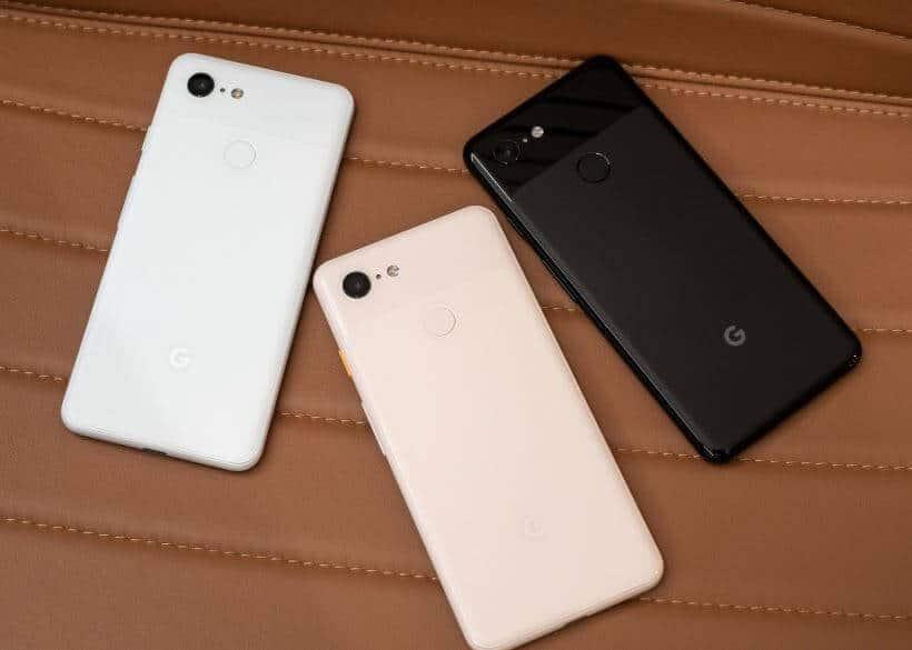 Google Pixel 3 Smartphone Hands on Review