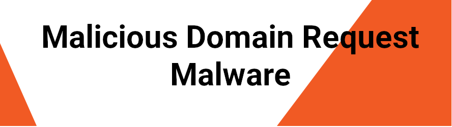 Malicious Domain Request Malware