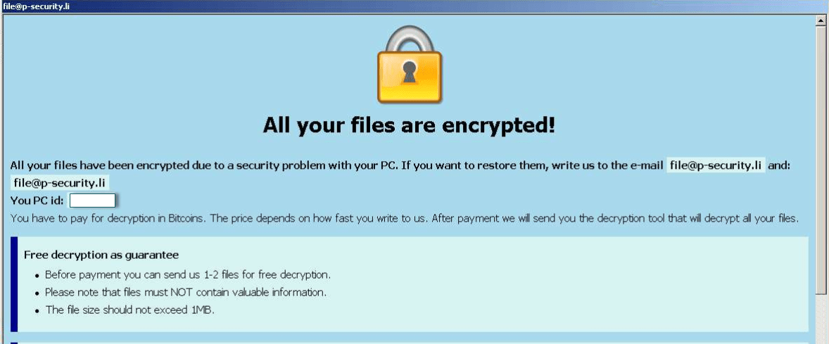 Remove  2k19sys Ransomware Virus (+File Recovery) - Virus