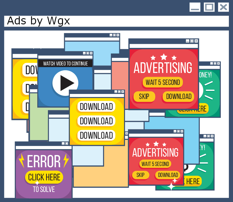 Ads by Wgx Removal guide