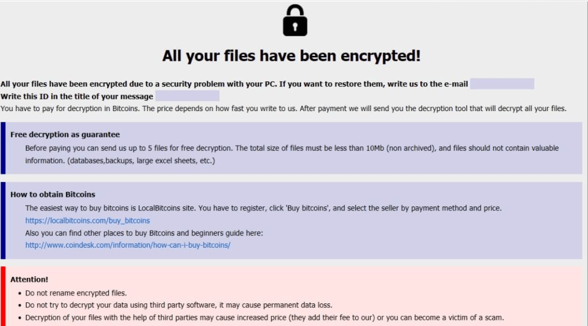 Remove .Help Ransomware Virus (+File Recovery)