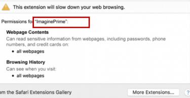 Imagine Prime Virus