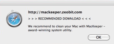 Remove MacKeeper Kromtech Virus Pop-up from Mac/Safari