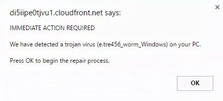Supprimer E.tre456_worm_Windows