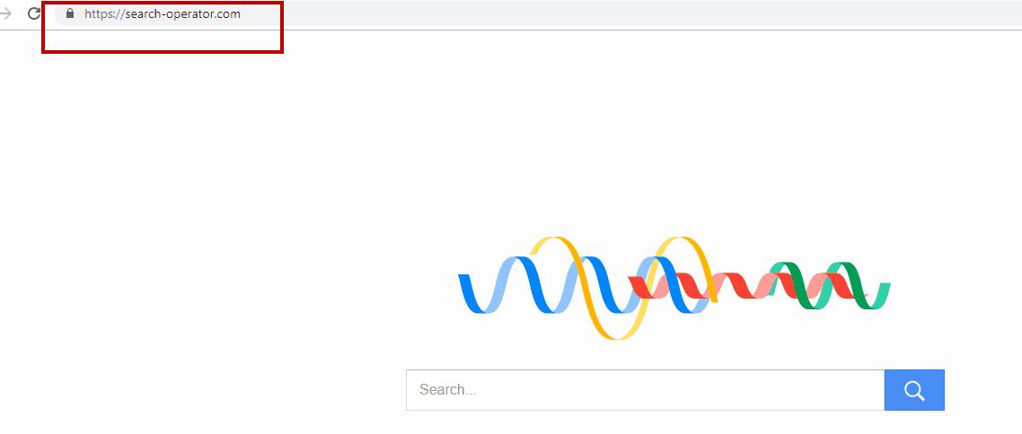 Search-operator.com Virus