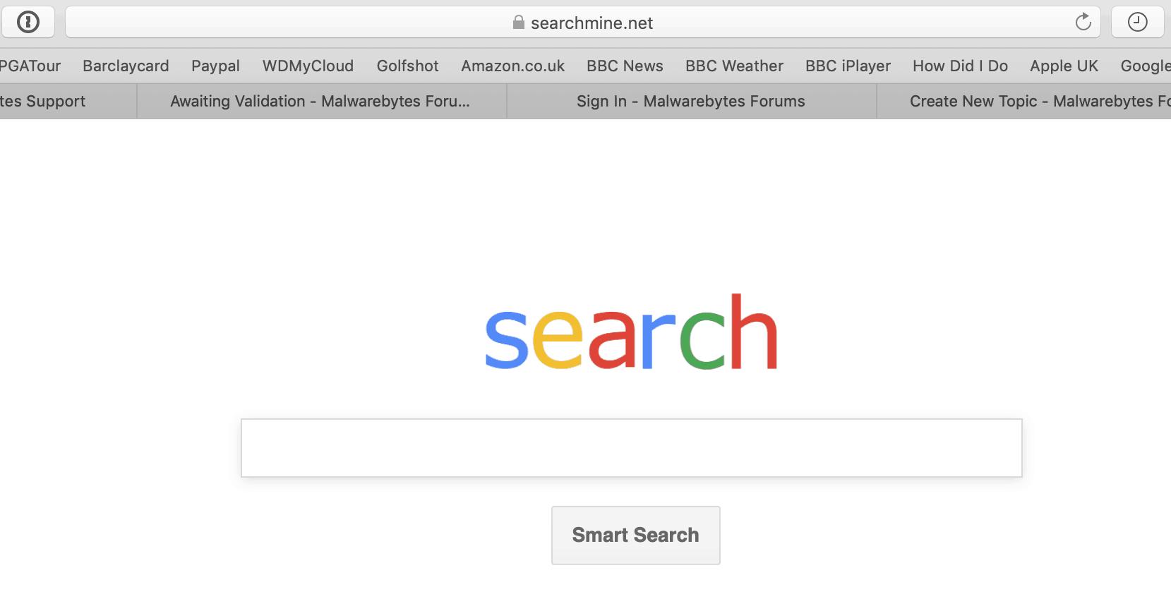 """Cómo deshacerse de Searchmine.net""""Virus"""" de su computadora"""