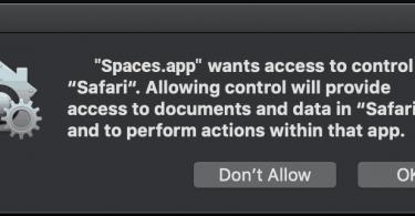 Spaces.app