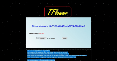 TFlower File