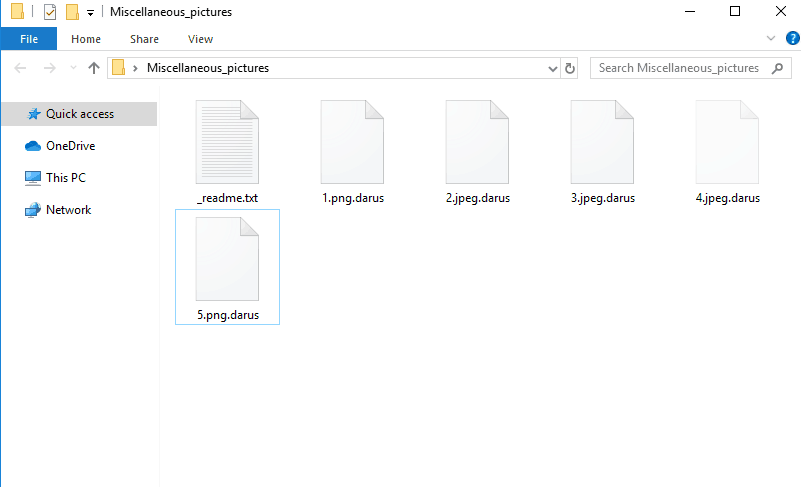 .Darus File