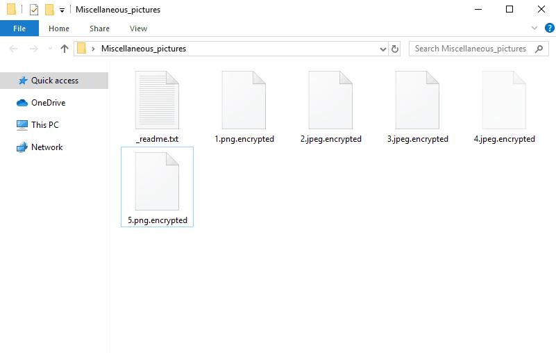 .Encrypted File