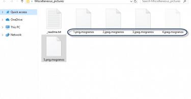 .Mogranos File